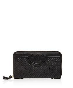 Tory Burch | Fleming Zip Continental Wallet