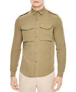 Sandro | Militaria Slim Fit Button-Down Shirt