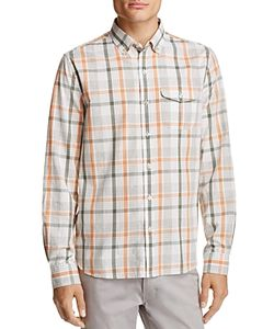Michael Bastian | Plaid Regular Fit Button Down Shirt