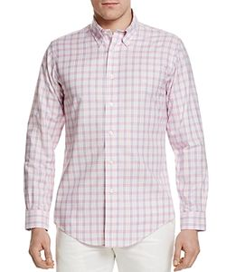 Brooks Brothers | Regent Yarn Dye Slim Fit Button-Down Shirt