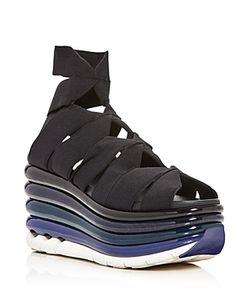 Salvatore Ferragamo | Eiko Wedge Platform Sandals
