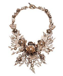 Marchesa | Drama Collar Necklace 16