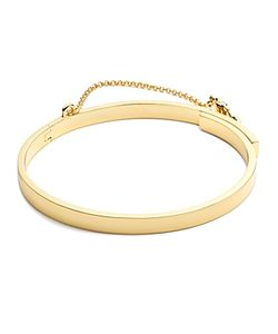 Eddie Borgo | Extra Thin Safety Chain Bangle