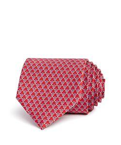 Salvatore Ferragamo | Swirl Gancini Pattern Classic Tie