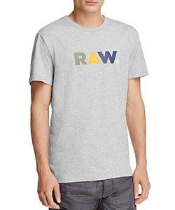 G-Star Raw | Nister Logo Tee