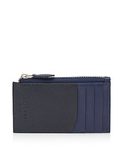 Ted Baker   Color Block Leather Card Case