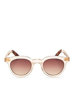 TOMS | Fin Round Sunglasses 47mm