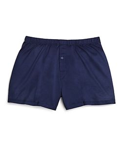 HANRO | Sporty Button Fly Boxers