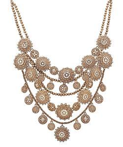 Marchesa | Multi Row Collar Necklace 13