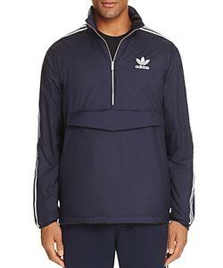 Adidas Originals | Half-Zip Windbreaker Jacket