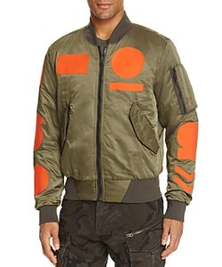 G-Star Raw | Rackam Bomber Jacket