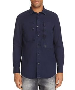 G-Star Raw | Powel Regular Fit Button-Down Shirt