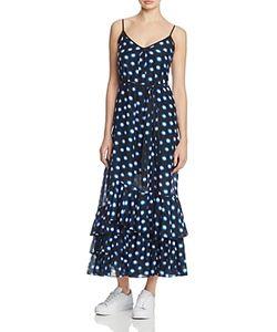 Boutique Moschino | Dot-Print Maxi Dress