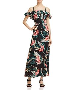 Rebecca Minkoff | Davis Cold Shoulder Maxi Dress 100 Exclusive