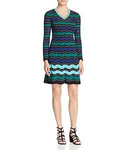M Missoni | Ripple Ribbon Stitch Dress