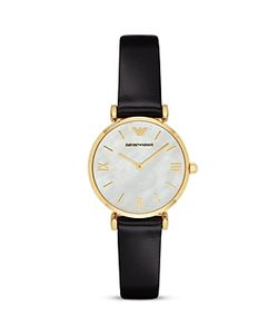 Emporio Armani | Mother-Of-Pearl Dial Watch 32mm