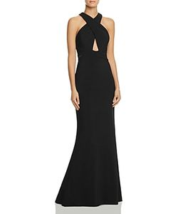 JS Collections   Keyhole Gown