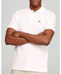 Lacoste | Short Sleeve Pique Polo Shirt Classic Fit