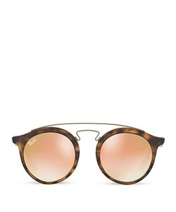Ray-Ban | Icons Mirrored Polarized Sunglasses 51mm