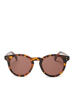 Marc by Marc Jacobs | Keyhole Round Sunglasses