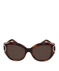 Salvatore Ferragamo | Signature Cat Eye Sunglasses 54mm