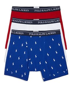 Polo Ralph Lauren | Classic Fit Boxer Briefs Pack Of 3