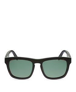 Salvatore Ferragamo | Wayfarer Keyhole Bridge Sunglasses 55mm