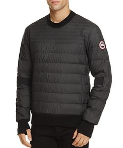 Canada Goose | Albanny Quilted Down Sweatshirt