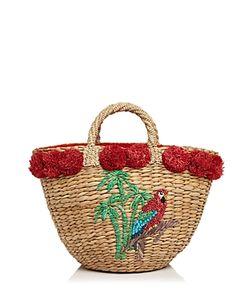 Serpui | Dora Macaw Basket Tote