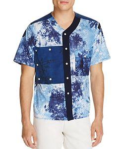 Longjourney | Scout Tie Dye Slim Fit Shirt