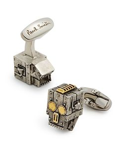 Paul Smith | Robot Cufflinks