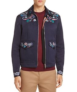 Paul Smith | Embroidered Field Jacket