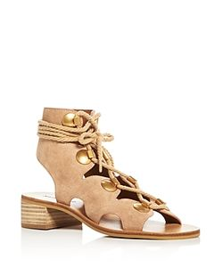 See by Chloé | See By Chloe Gladiator Lace Up Sandals