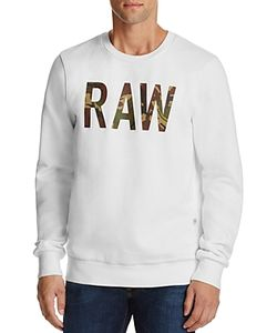G-Star Raw | Brycan Logo Graphic Sweatshirt