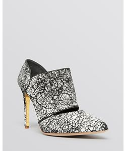 Rupert Sanderson | Pointed Toe Booties Pinkbell High Heel