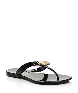 Salvatore Ferragamo | Farelia Jelly Thong Sandals