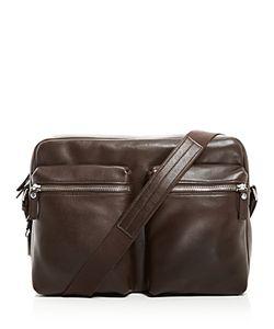 Shinola | Zip Top Messenger Bag