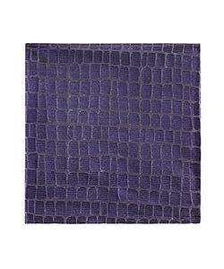 Armani Collezioni | Mosaic Check Pocket Square