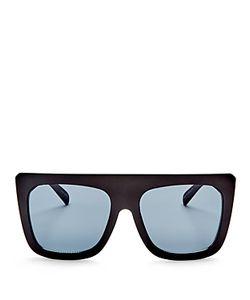 Quay | Cafe Racer Square Sunglasses 59mm