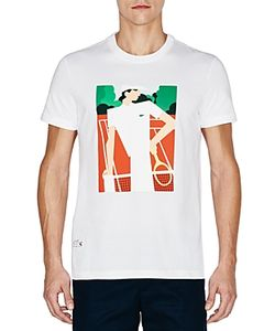 Lacoste | Vintage Ad Graphic Tee