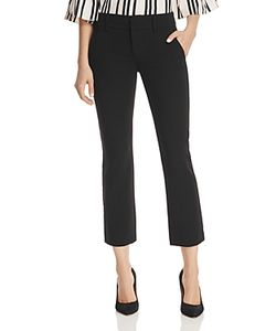 Alice + Olivia | Stacey Cropped Flare Pants