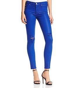 Hudson | Nico Mid Rise Super Skinny Jeans In
