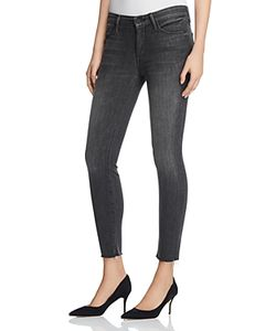 Mother   The Looker Ankle Fray Jeans In