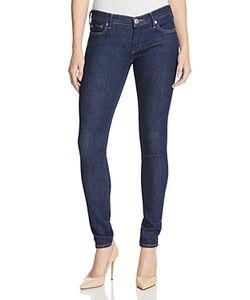 True Religion | Casey Low Rise Super Skinny Jeans In
