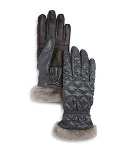 UGG | Quilted Tech Gloves