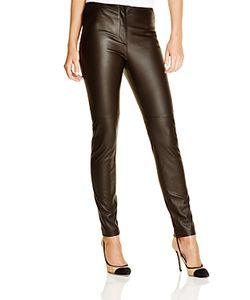 Armani Collezioni | Leather Pants