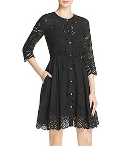 Theory | Kalsingas Eyelet Lace Dress