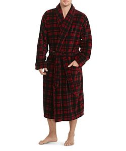 Polo Ralph Lauren | Plaid Microfiber Robe