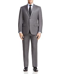 Canali   Double Stripe Classic Fit Suit