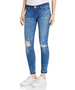Hudson | Krista Released-Hem Ankle Jeans In
